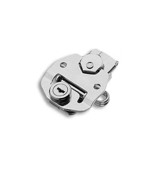 Medium Key-Locking Link Lock